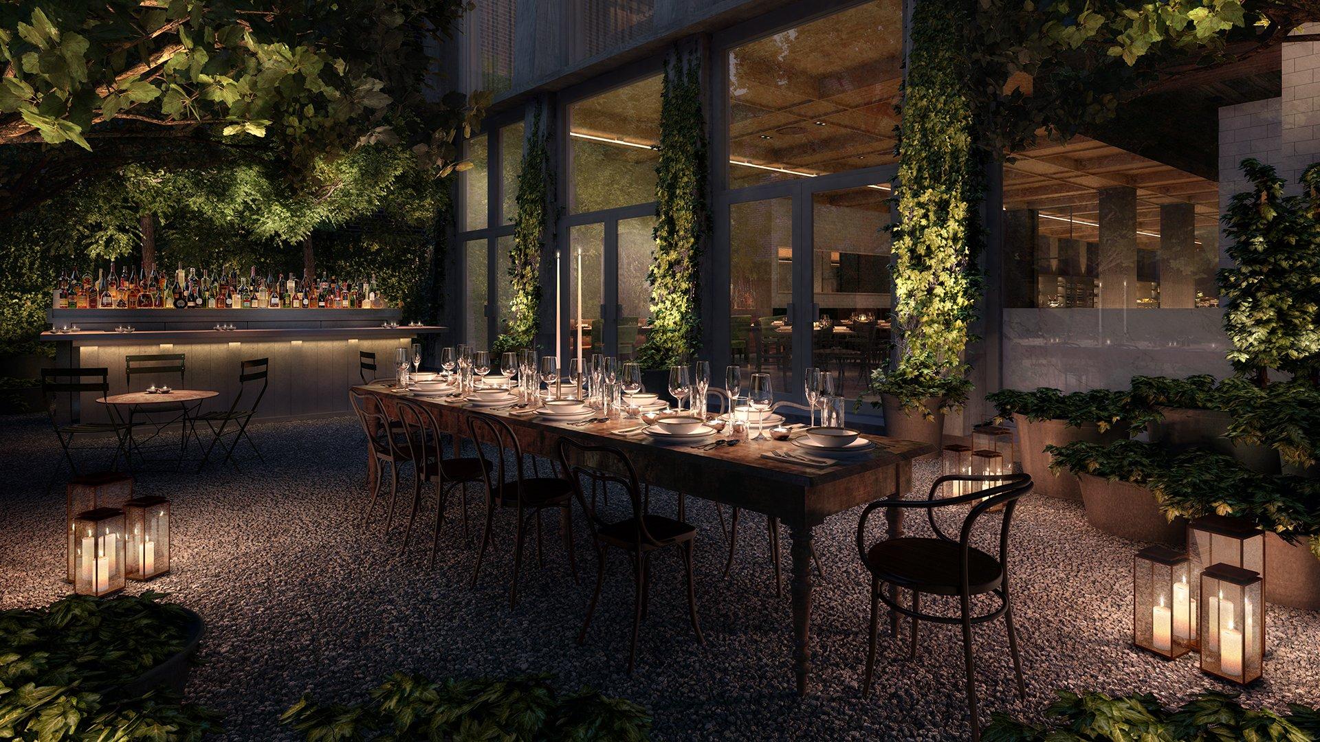 hotel with kitchen new york restaurant supplies best restaurants nyc