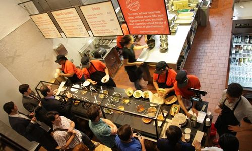 ShopHouse Southeast Asian Kitchen Opens October 17 in