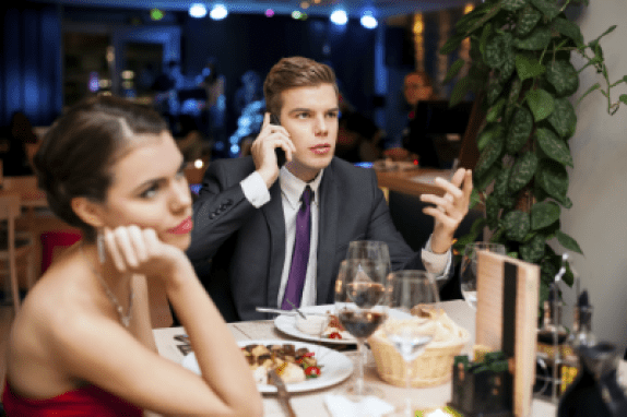 Bad Restaurant Behavior