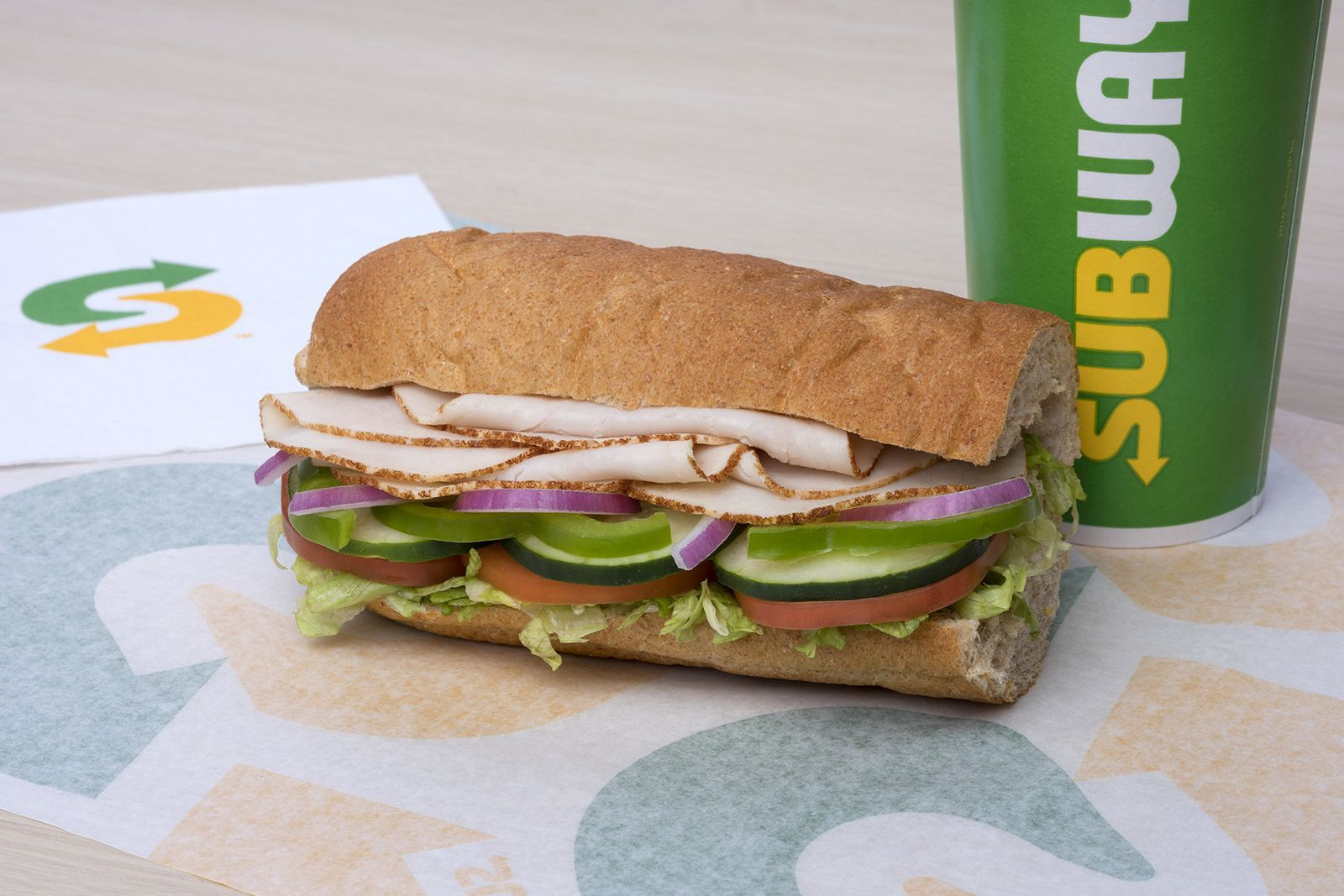 subway goes global to