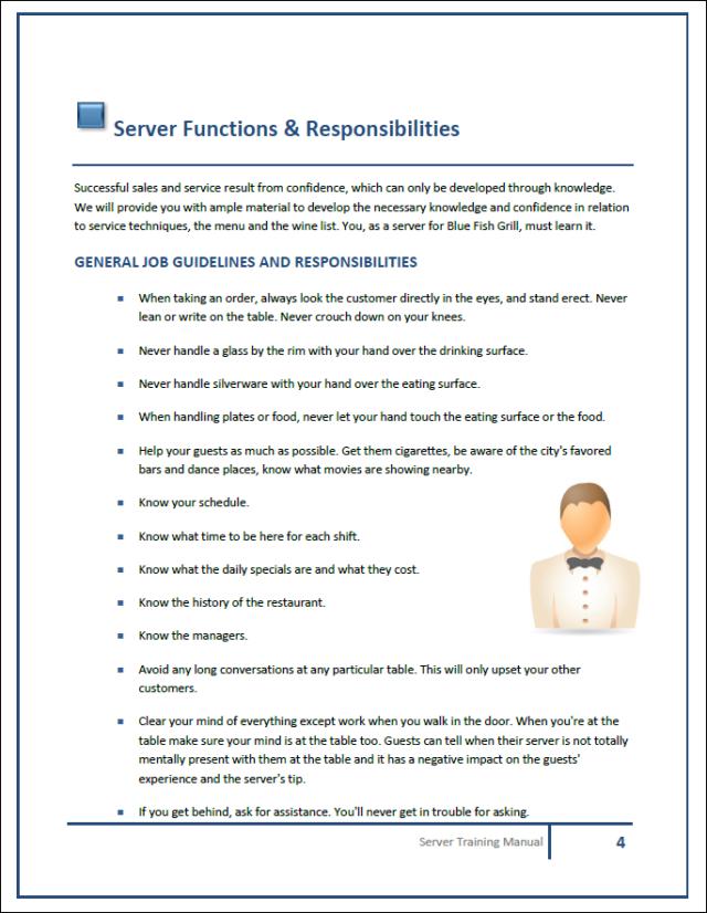 sales training manual free download