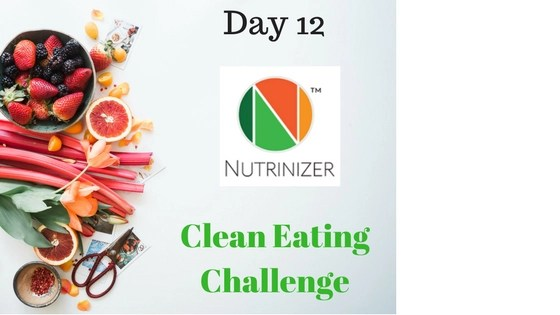 Nutrinizer & FoodPanda – Clean Eating Challenge Day 12