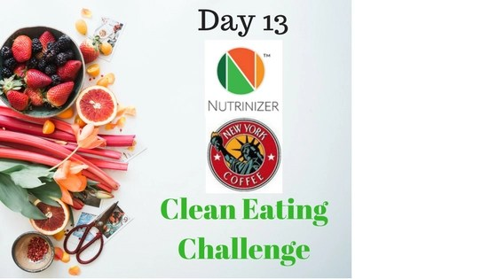 Nutrinizer & FoodPanda – Clean Eating Challenge Day 13