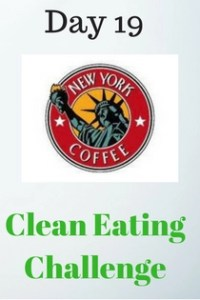 New York Coffee 30-Day Clean Eating Challenge