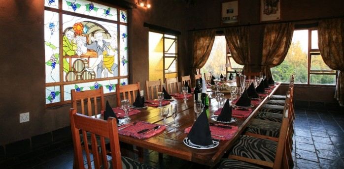 Carnivore Restaurant in Muldersdrift