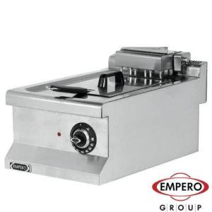 Elektrisk frityr - 10 liter - 7,2kw - Empero EMP.6FE010