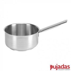 Sautepanne 0,7liter - Ø14cm Rustfritt stål - Pujadas 720039