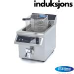 Induksjons Frityr -3500kw - 8 liter - Maxima