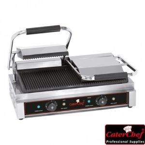 Kontakt grill – DuettoCompact – Rillet - CaterChef