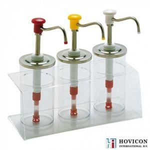 Saus - ketchup dispenser (3x02L) - Hovicon