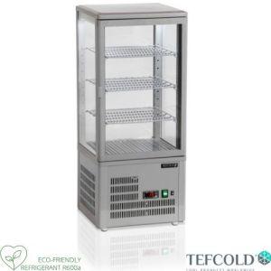Konditorikjøleskap - UPD80 - Grå - tefcold