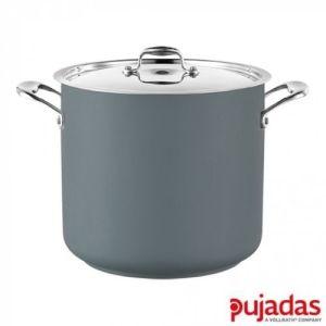 Kasserolle høy 8,7 liter - Ø24cm - Rustfritt stål - Gr - Pujadas