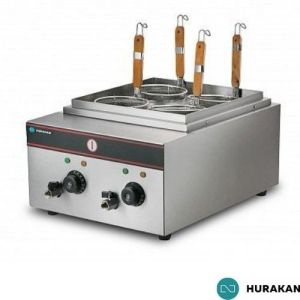 Pastakoker - 4000W 1 fase 230V - HURAKAN HKN-EKT40