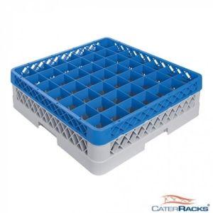 Oppvaskkurv for glass - 49 rom - høy - CR0301