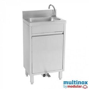 Håndvask gulv modell - Fotpedal - 317135 - Multinox