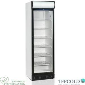 Fryseskap 300Ltr - Tefcold - UFSC370GCP - Hvit