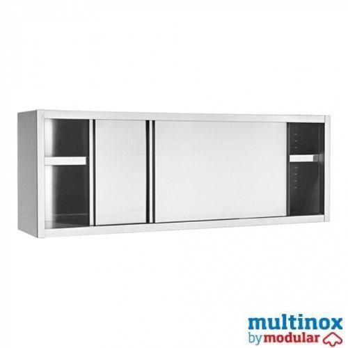 Rustfri veggskap – L 180 – Multinox