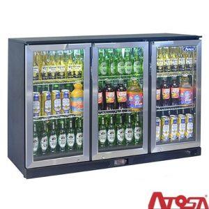 Barkjøleskap 330 liter - BACKBAR ATOSA(GERMANY) BBD-330 CAD