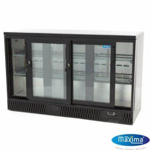 Barkjøleskap - Maxima Deluxe barflaskekjøler BCS 3