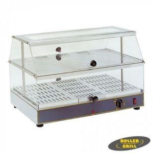 Varmeskap - oppvarmet utstillingsdisk - Roller Grill 304400