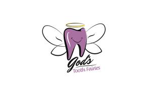 God's Tooth Fairies Logo Design