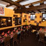 Thai Restaurant Sukhothai Restaurant Gastraum