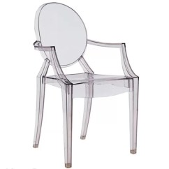 Plastic See Through Chair Wobble Australia Salon Event Modern Stackable Ghost Chairs