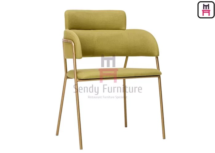 steel chair gold gravity accessories customized stainless restaurant chairs rose dining