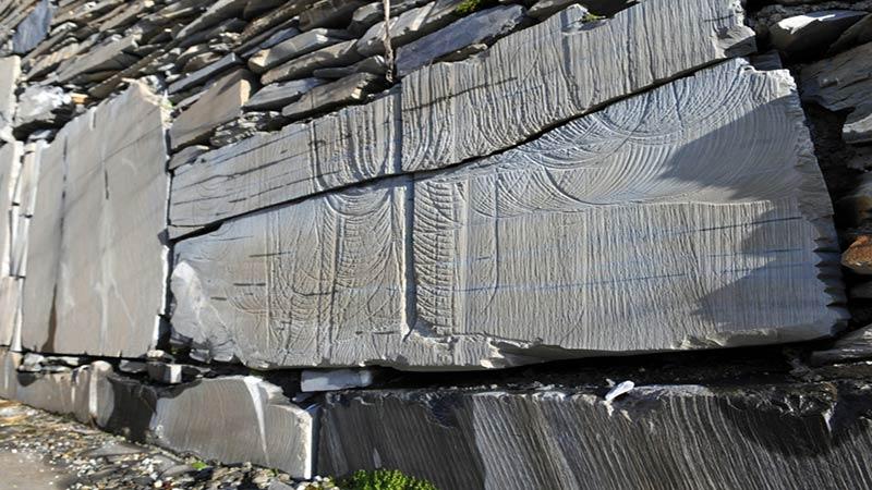 Ardesia pietra di Liguria storia della gemma nera della Fontanabuona