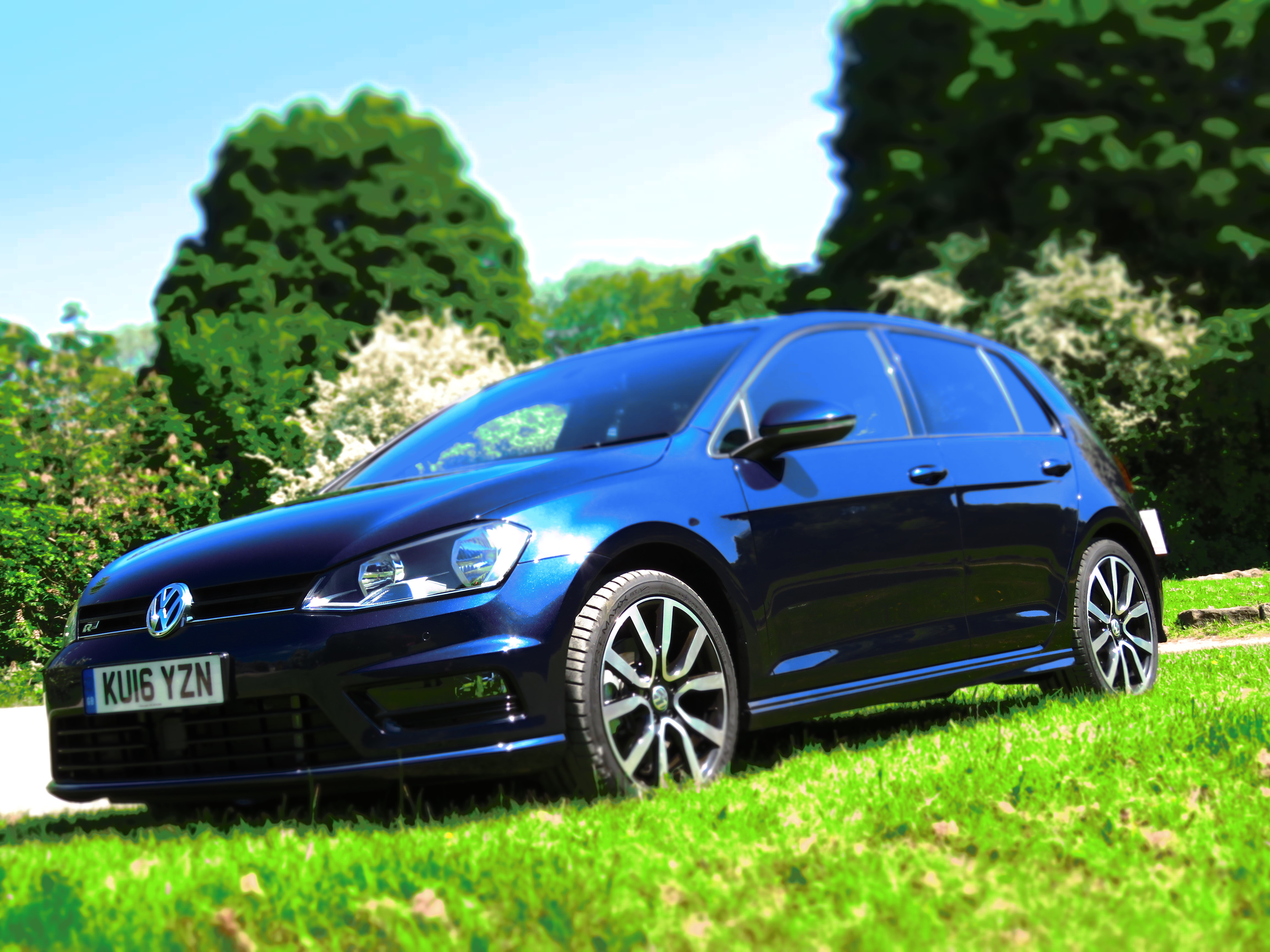 volkswagen golf r line edition 2 0 litre tdi 150 ps 6spd. Black Bedroom Furniture Sets. Home Design Ideas