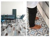 Kitchen Floor Vinyl Tile Pattern Ideas