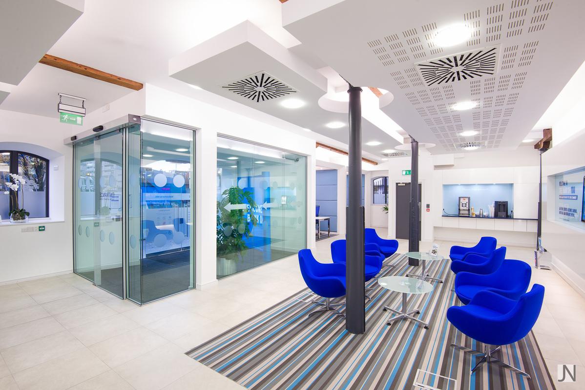 Bank Interiors _ How Theyve Changed  RestlessDesign