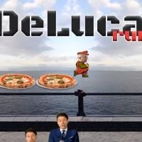 De Luca come Super Mario: il Presidente della Regione in un videogame