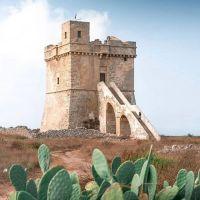 Torre Squillace, una delle più antiche torri costiere del Salento: tra storia e natura