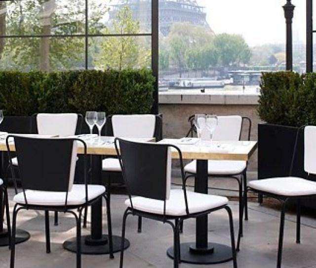 Panoramique Du Restaurant Monsieur Bleu Palais De Tokyo A Paris