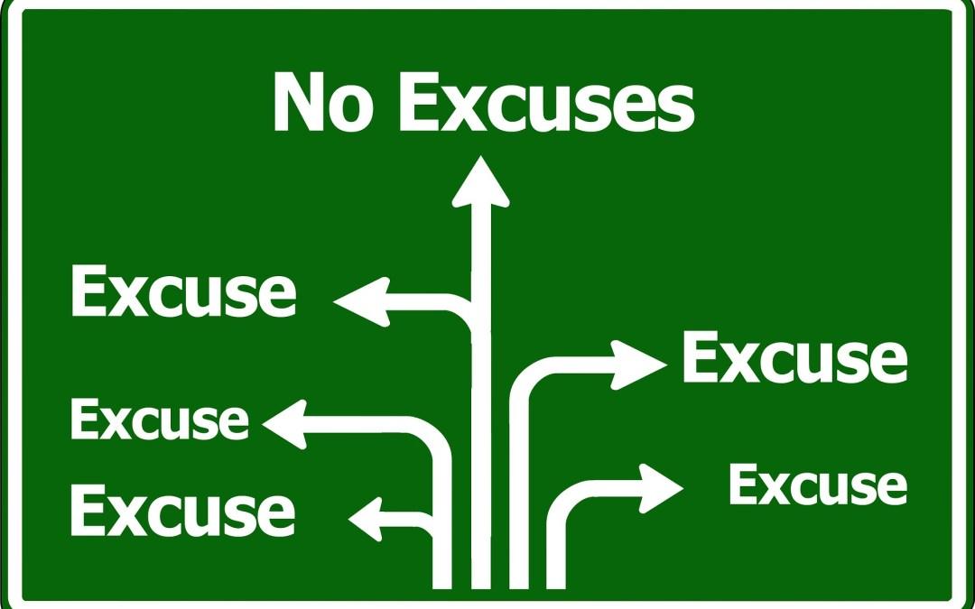 Corso avanzato in 20 punti su come accampare scuse – per ac-campare meglio