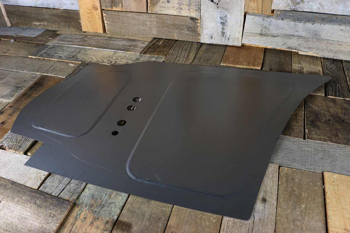 hight resolution of 73 87 chevy truck filler panel 2