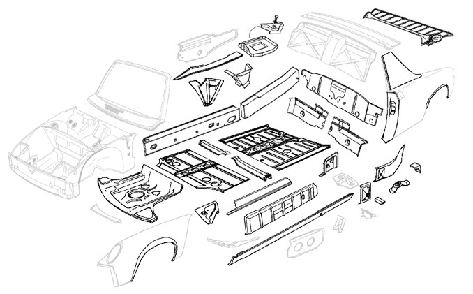 Restoration Design: 914 Chassis & Exterior