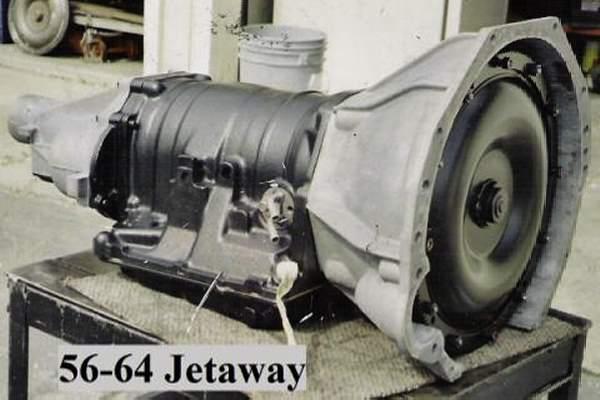 Pontiac Transmission Rebuild