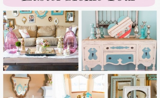 Easter Home Tour Daily Dose Of Style