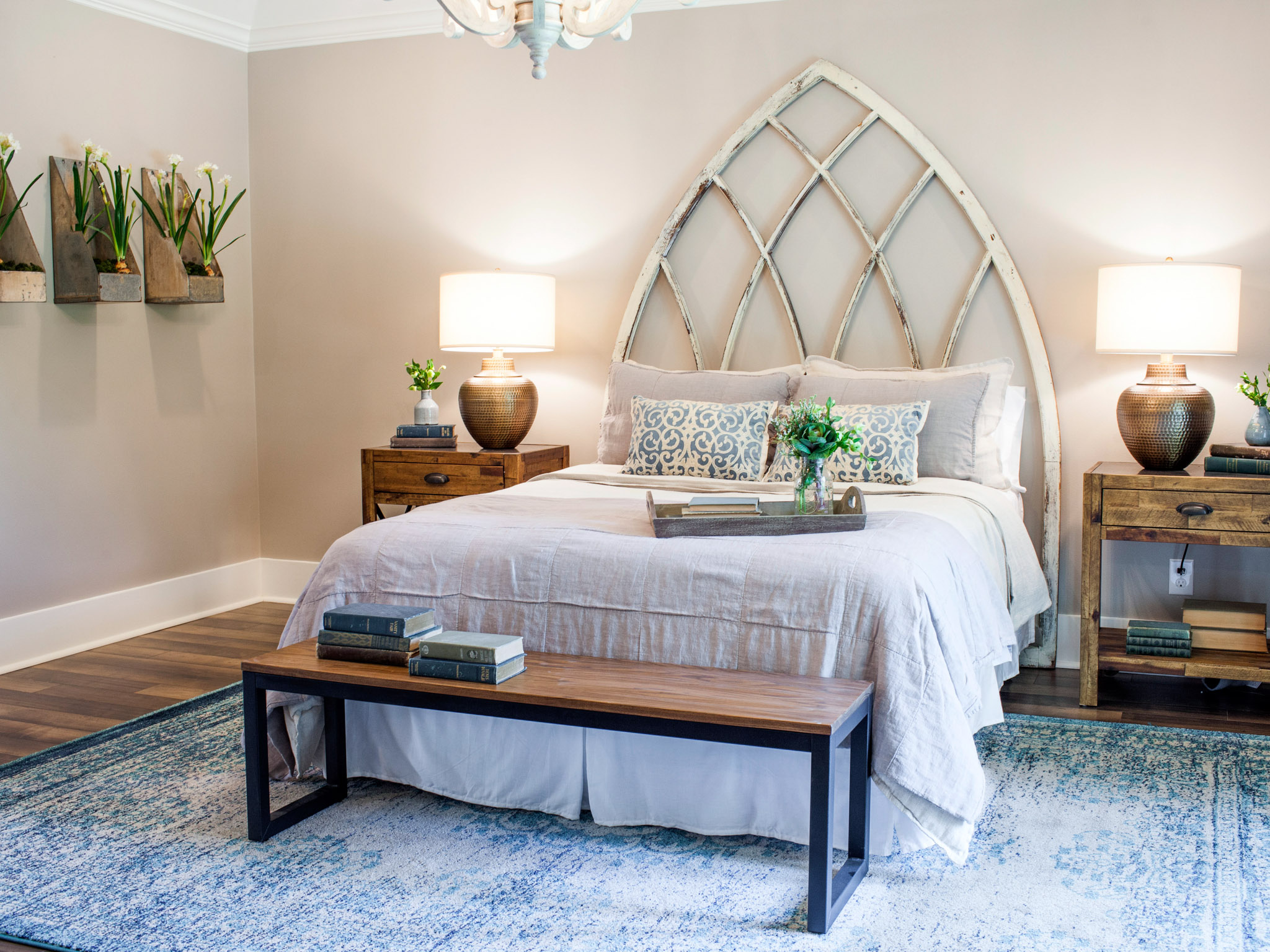 Top 10 Fixer Upper Bedrooms  Daily Dose of Style