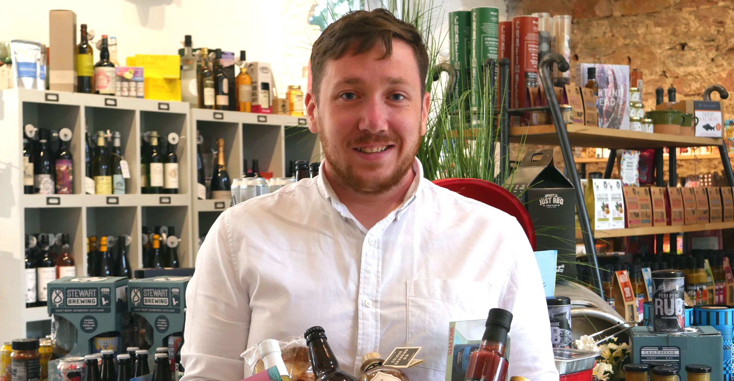 Blog Meet Rory our Foodhall Supervisor
