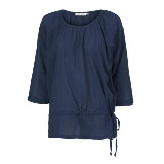 Dara Top Medieval Blue Masai Clothing | Restoration Yard