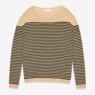 Knitted Maglia Striped Jumper by Ottod'ame | Restoration Yard