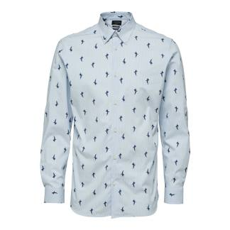 Killer Whales Jerry Shirt by Selected Homme | Restoration Yard
