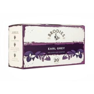 Earl Grey Tea Bags | Brodies Tea | Restoration Yard