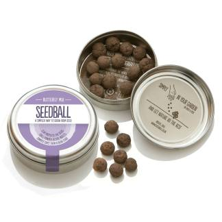Seedball Tin Butterfly Mix | Restoration Yard