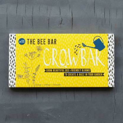 The Glutenous Gardener Bee Growbar | Restoration Yard