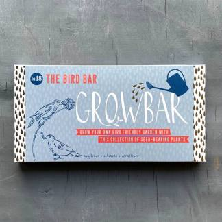 The Glutenous Gardener Bird Growbar | Restoration Yard