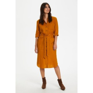 Part Two Barbette Dress Buckthorn Brown | Restoration Yard